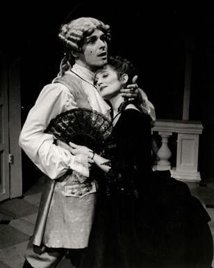 Richard B. Watson and Elizabeth Richmond