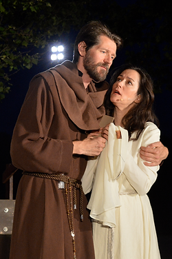 Jason Marr and Joy Marr in Measure for M