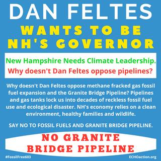 Dan Feltes governor - FB