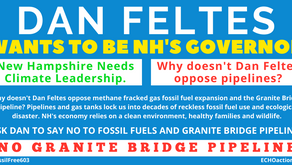 Dan Feltes young supporters unaware he's a proponent of Granite Bridge pipeline