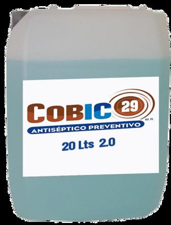 COBIC 29 Galón 20 Lts 2.0