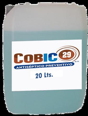 COBIC 29 Galón 20 Lts
