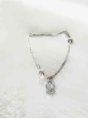 Bracelet 手鍊 /Swarovski施華洛世奇水晶(4mm) /防脫色鍍金/