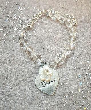Bracelet手鍊/ -Crystal水晶/ -Mother of Pearl珍珠貝殼