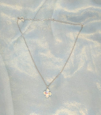 頸鍊Necklace/Swarovski/Gold-plated