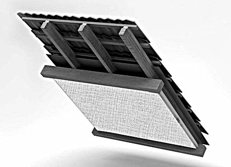 Izolatie termica PIR pentru mansarda. Termo hidroizolatii terase Izomag Construct Bucuresti.