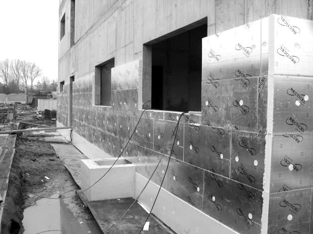Izolatie termica pereti exteriori cu Fitforall. Bucuresti. Izomag Construct