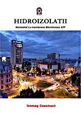 Hidroizolatii terase. Izomag Construct Bucuresti