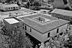 Hidroizolatii terase verzi. Bucuresti. Izomag Construct