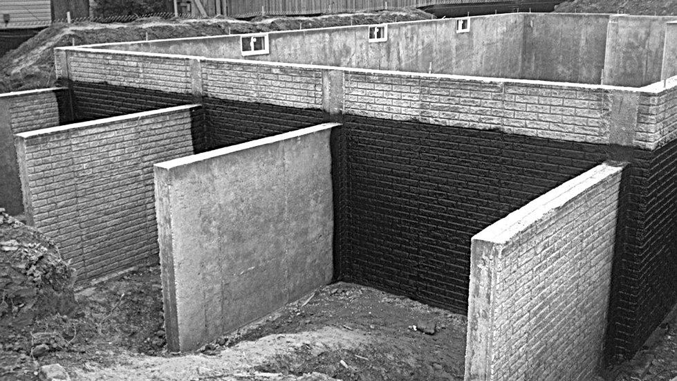 Hidroizolatii fundatii. Bucuresti. Izomag Construct