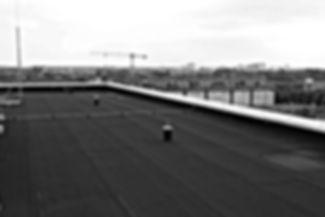 Hidroizolatii terase hale industriale. Izomag Construct Bucuresti