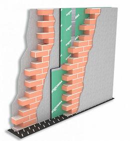Izolatie fonica perete dublu. Bucuresti. Izomag Construct