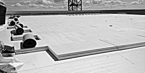 Termo hidroizolatii terase. Bucuresti. Izomag Construct