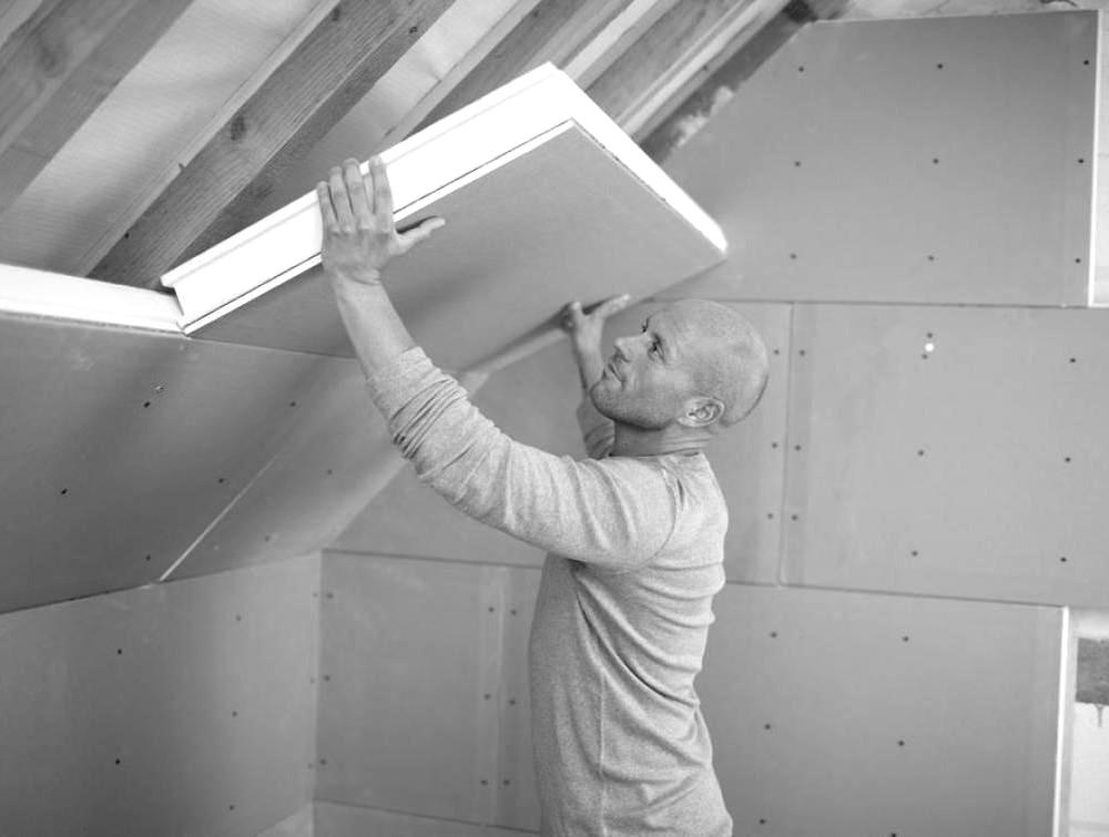 Comboprime. Izolare termica acoperis mansarda. Bucuresti. Izomag Construct