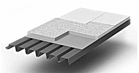 Izolatie termica pentru terasa cu PIR. Izomag Construct Bucuresti.