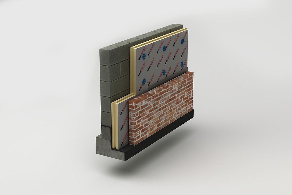 Termo hidroizolatii terase, pereti si acoperisuri cu PIR. Izomag Construct Bucuresti.