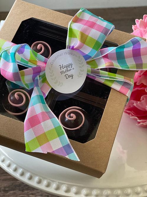 Box of 4 Truffles