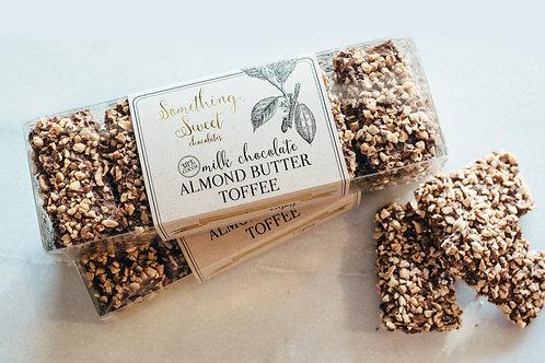 Dark Almond butter Toffee
