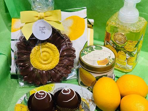 Gift box lemon