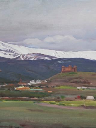 Vista de La Calahorra