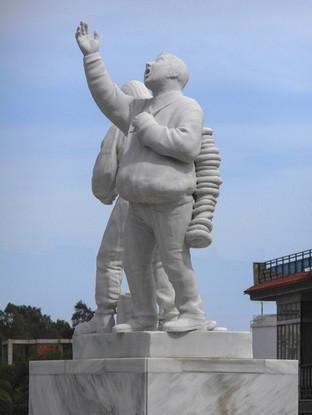 Rosquero y Carretillero (monumento)