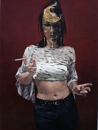 La máscara de Giovanni Bellini I