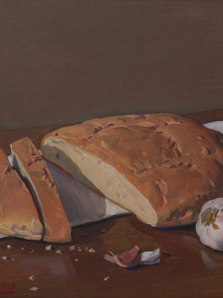 Bodegón del pan.