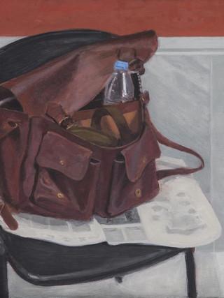 "LUIS PALTRÉ JIMÉNEZ (Cabra, 1958) ""Bodegón"" (2016) Óleo sobre tabla, 62 x 80 cm."