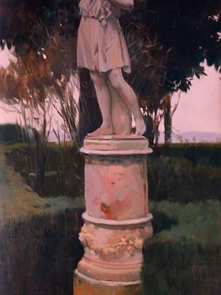 Carmen de los Mártires, Granada (II. Díptico)
