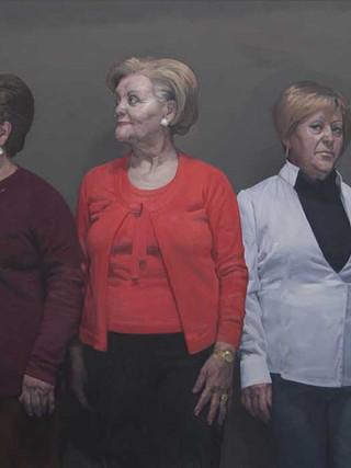 Ocho mujeres