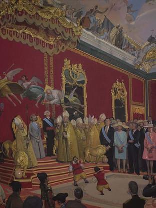 Triunfo y apoteósis de la Monarquía