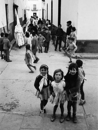 Semana santa, Málaga. 1964
