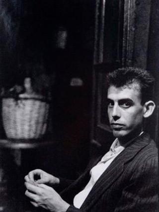 """Retrato. Barcelona"". 1960. Copia sobre papel lambda. 50x75 cms."