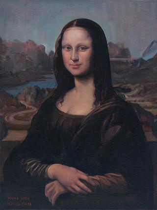 Mona Lisa. 2019