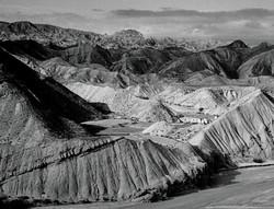 Desierto de Tabernas, 1956