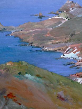 La Vela Blanca. Cabo de Gata