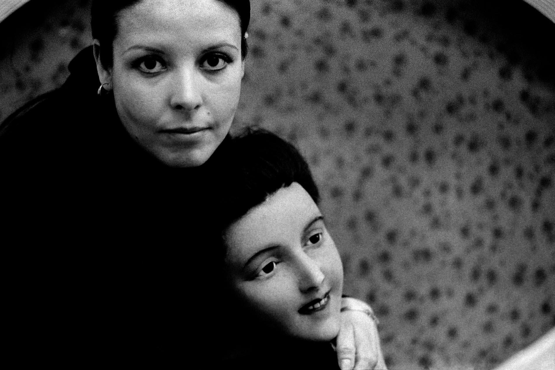 Carmen Pinteño, pintora, 1970