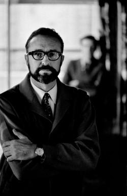 Jose María Artero, profesor, 1970