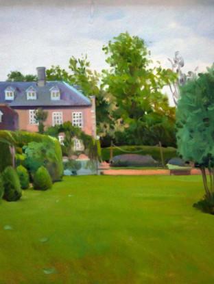 Jardín de Derek en Connock