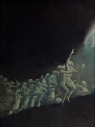 Tríptico del Miedo y la Superstición I. Apertura del quinto sello.