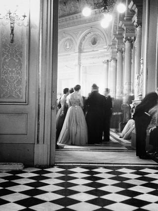 Cena de gala. 1982.