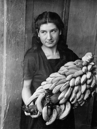 Dolores, Joven madrileña sin trabajo. 1930