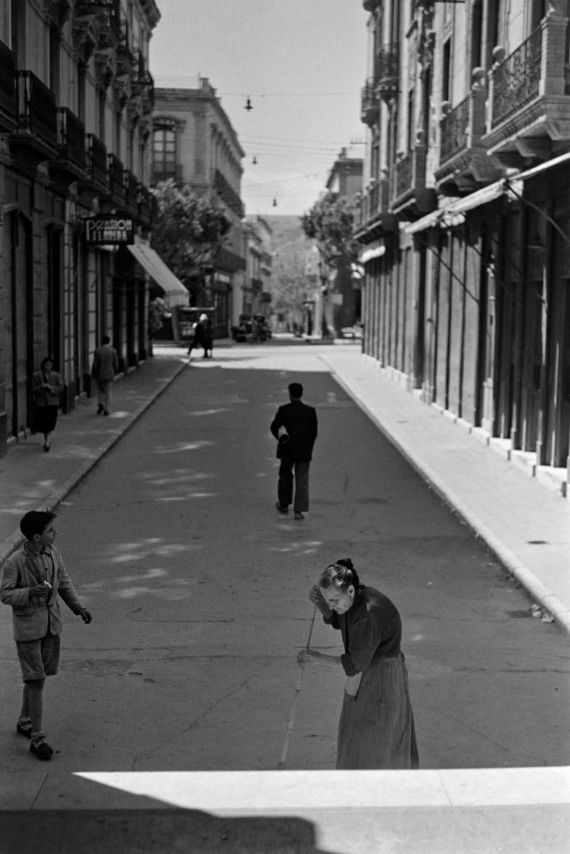 Almería, 1957