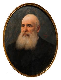 DIEGO VAZQUEZ JIMENEZ Retrato de Manuel Eguilior (1901) daguerrotipo coloreado