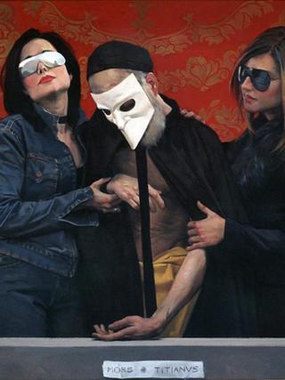 La muerte de Tiziano