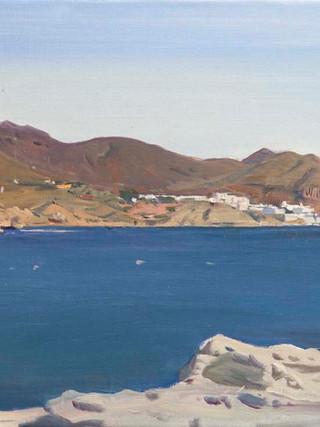 La Isleta del Moro. 21 de Diciembre de 2017