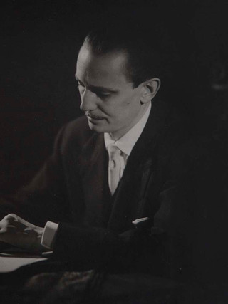 Retrato de Buero Vallejo. 1957