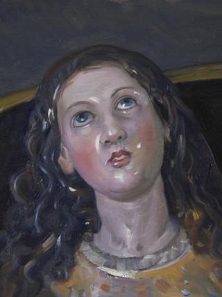 Virgen del Saliente (cabeza)