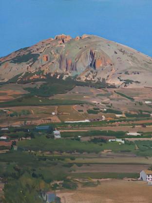 El Mahimón dede el Cerro Colorao, Vélez Rubio