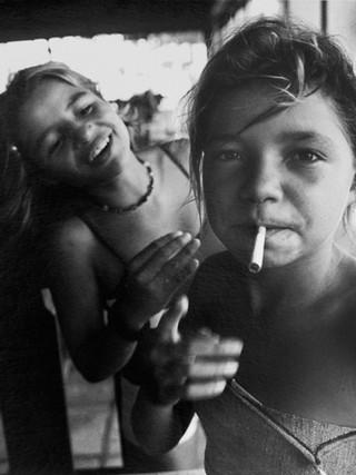 Prostitución infantil, Brasil. 2000